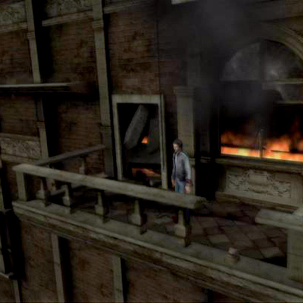 Alone in the Dark Sony PlayStation 2 Game - Screenshot 4