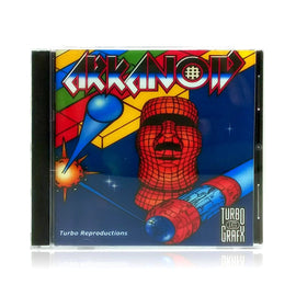 Arkanoid Reproduction TurboGrafx-16 Game