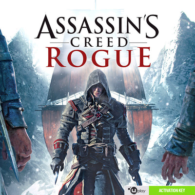 Assassin's Creed Rogue PC Game Uplay CD Key