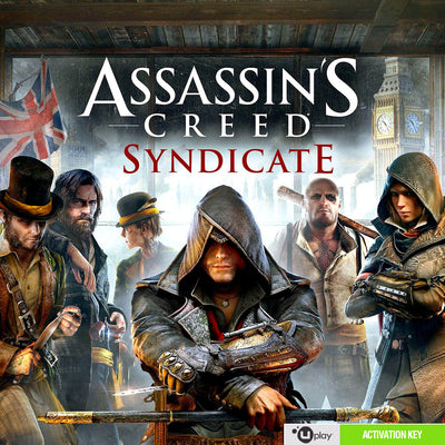 Assassin's Creed Syndicate PC Game Uplay CD Key