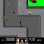 Back to the Future NES Nintendo Game - Screenshot