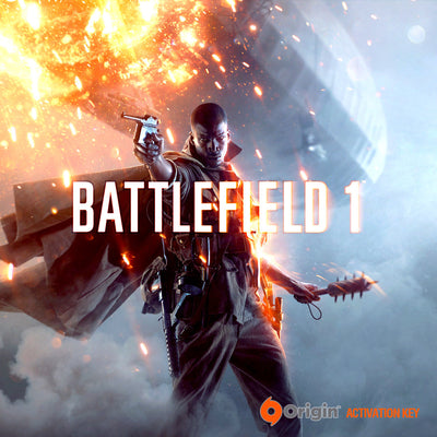 Battlefield 1 PC Game Digital Download