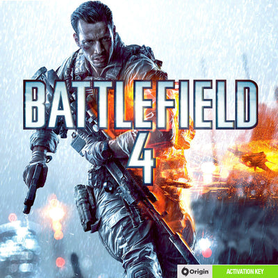 Battlefield 4 PC Game Origin Digital Download