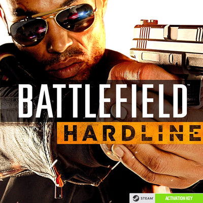 Battlefield Hardline PC Game Origin CD Key