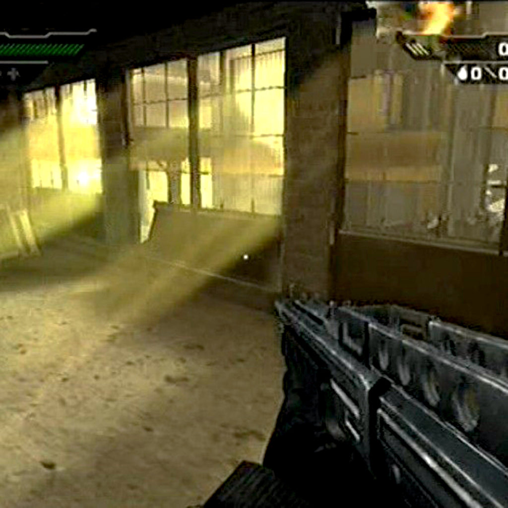 Black Sony PlayStation 2 Game - Screenshot