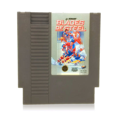 Blades of Steel NES Nintendo Game - Cartridge