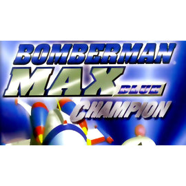 Bomberman Max: Blue Champion Nintendo Game Boy Color Game