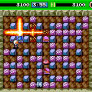 Bomberman '93 Reproduction TurboGrafx-16 Game - Screenshot 3