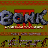 Bonk 3: Bonk's Big Adventure Reproduction
