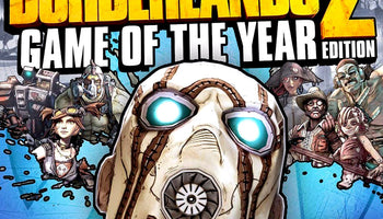 Borderlands 2: Game of the Year Edition PC Game Steam Digital Download