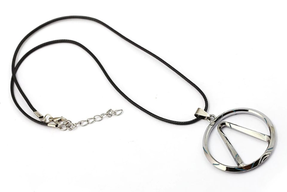 Borderlands Vault Symbol Pendant Necklace