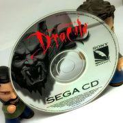 Bram Stoker's Dracula Sega CD Game