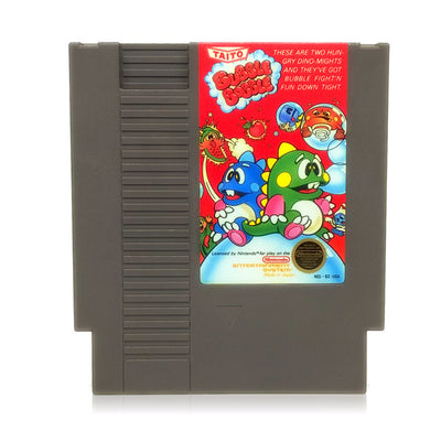 Bubble Bobble NES Nintendo Game