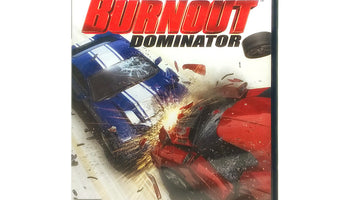 Burnout Dominator Sony PlayStation 2 Game
