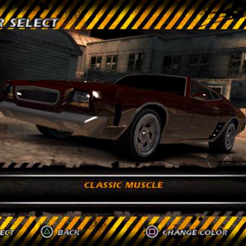 Burnout Dominator Sony PlayStation 2 Game - Screenshot 2