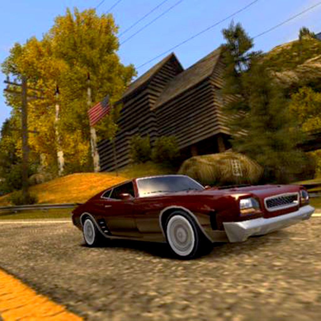 Burnout Dominator Sony PlayStation 2 Game - Screenshot 3