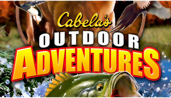 Cabela's Outdoor Adventures Nintendo Wii Game