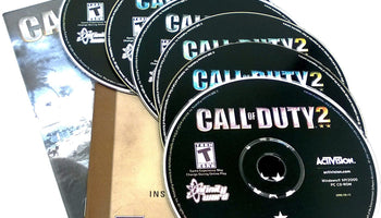 Call of Duty 2 for PC CD-ROM