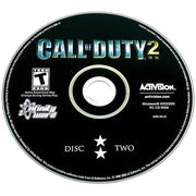 Call of Duty 2 for PC CD-ROM - Game disc 2