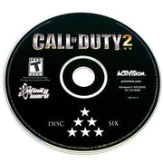 Call of Duty 2 for PC CD-ROM - Game disc 6