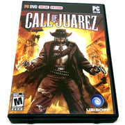 Call of Juarez for PC DVD-ROM - Front of case