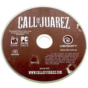 Call of Juarez for PC DVD-ROM - Game disc