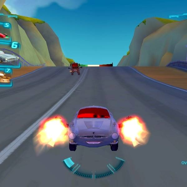 Cars 2 Nintendo 3DS Game