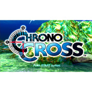 Chrono Cross Sony PlayStation Game - Titlescreen