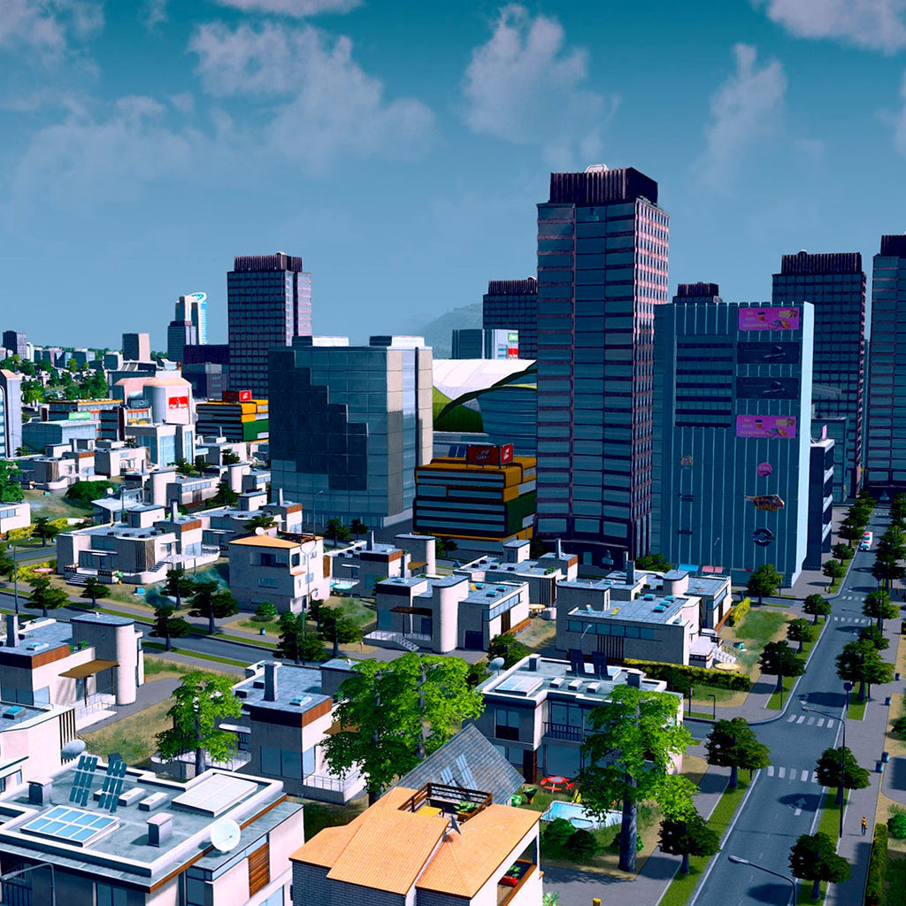 Cities Skylines Deluxe Edition Free Download (v f2 ...