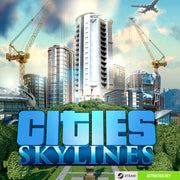 Cities: Skylines PC Game Steam Digital Download