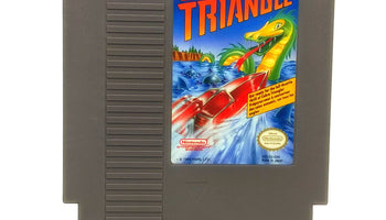 Cobra Triangle NES Nintendo Game