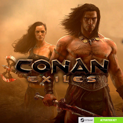 Conan Exiles PC Game Steam Digital Download