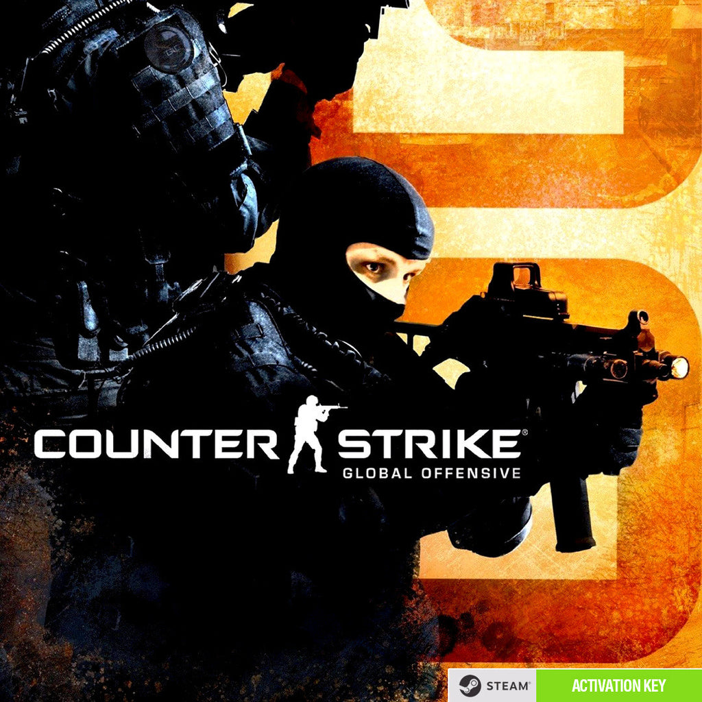 Counter-Strike: Global Offensive PC Game Steam Digital Download