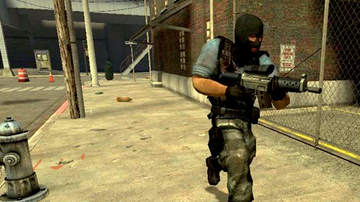 Counter Strike Source Pc Game Steam Digital Download Pj S Games