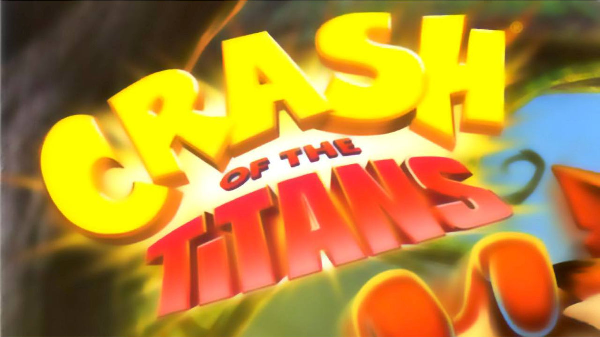 Crash of the Titans Nintendo Wii Game