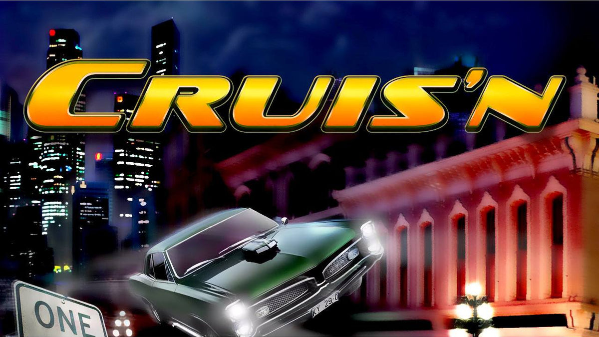Cruis'n Nintendo Wii Game