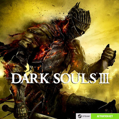 Dark Souls III PC Game Steam Digital Download