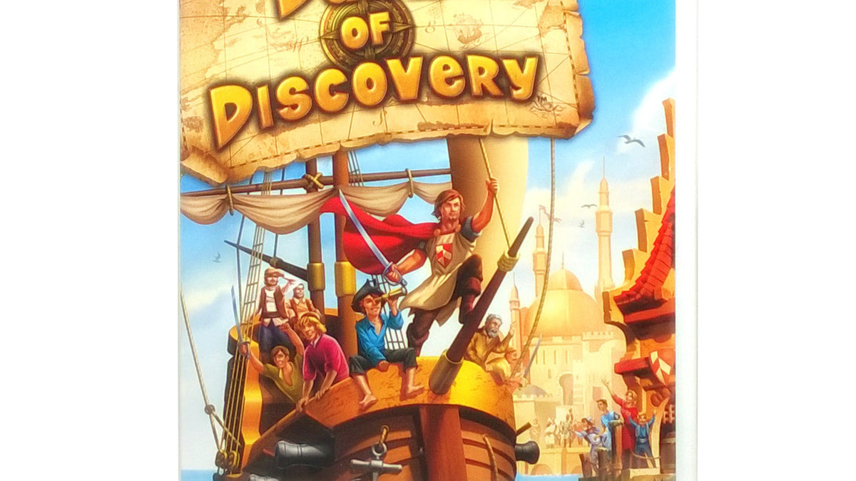 Dawn of Discovery Nintendo Wii Game - Case