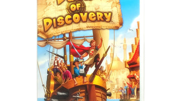 Dawn of Discovery Nintendo Wii Game