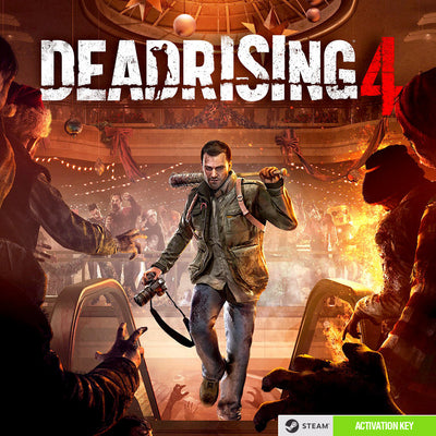 Dead Rising 4 PC Game Steam CD Key