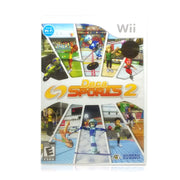 Deca Sports 2 Nintendo Wii Game - Case