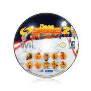 Deca Sports 2 Nintendo Wii Game - Disc