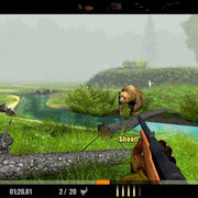 Deer Drive Nintendo Wii Game - Screenshot
