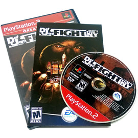 Def Jam: Fight for NY (Greatest Hits Edition) for PlayStation 2 (PS2)