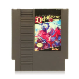 Defender of the Crown NES Nintendo Game