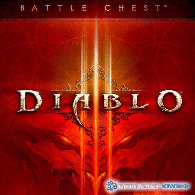 Diablo III: Battle Chest PC Game Battle.net Digital Download
