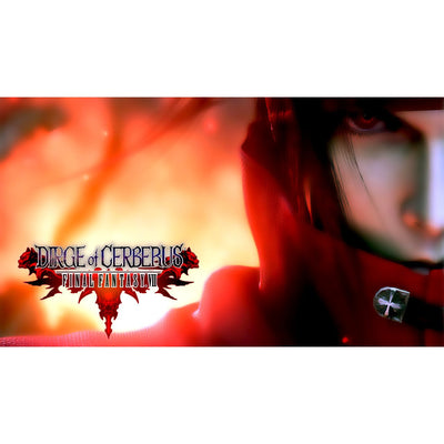 Dirge of Cerberus: Final Fantasy VII Sony PlayStation 2 Game