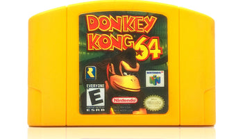 Donkey Kong 64 Nintendo 64 N64 Game - Cartridge