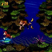 Donkey Kong Country SNES Super Nintendo Game - Screenshot