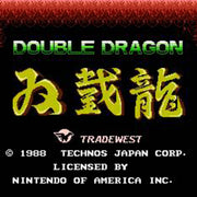 Double Dragon NES Nintendo Game - Screenshot